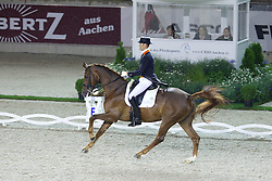 Minderhoud Hans Peter (NED) - Exquis Nadine<br /> World Equestrian Festival, CHIO Aachen 2011<br /> © Hippo Foto - Leanjo de Koster