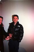 Peter Davies, Product: Richard Hamilton private view, Gagosian Gallery. London. 13 January 2003.  © Copyright Photograph by Dafydd Jones 66 Stockwell Park Rd. London SW9 0DA Tel 020 7733 0108 www.dafjones.com