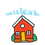 Famous humourous quotes series: There is no place like home (Dorothy, Wizard of Oz)