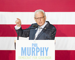 May 28, 2017 - Lyndhurst, New Jersey, U.S - U.S. Representative BILL PASCRELL speaking at an event to elect Phil Murphy the governor of New Jersey at the Lyndhurst Recreation Center in Lyndhurst, New Jersey on May 28, 2017. (Credit Image: © Michael Brochstein via ZUMA Wire)