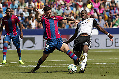 Levante v Valencia - 16 September