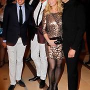 NLD/Noordwijk/20100502 - Gerard Joling 50ste verjaardag, Chantal Janszen en partner Marco, Chantal Janszen en partner Marco