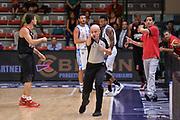 DESCRIZIONE : Trofeo Meridiana Dinamo Banco di Sardegna Sassari - Olimpiacos Piraeus Pireo<br /> GIOCATORE : Paolo Taurino<br /> CATEGORIA : Arbitro Referee Mani<br /> SQUADRA : AIAP<br /> EVENTO : Trofeo Meridiana <br /> GARA : Dinamo Banco di Sardegna Sassari - Olimpiacos Piraeus Pireo Trofeo Meridiana<br /> DATA : 16/09/2015<br /> SPORT : Pallacanestro <br /> AUTORE : Agenzia Ciamillo-Castoria/L.Canu
