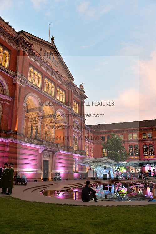 View at the V&A Summer Party in association with Harrod's held at The V&A Museum, London on 22nd June 2016.
