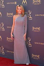 LA: 44th Daytime Emmy Awards - Arrivals 30 April 2017