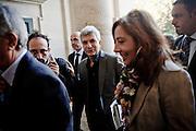 Nichi Vendola al congresso di Sinistra Ecologia e Libertà, Conversione Ecologica. Roma, 19 gennaio 2013. Christian Mantuano / OneShot