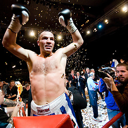 20100409: SLO, IBF World Champion boxing fight between Dejan Zavec-Jan Zaveck and Rodolfo Martinez