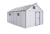 Better Shelter – The refugee shelters designed by IKEA