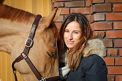 Sprunger Janika, (SUI)<br /> Stal Lammers - Hamont Achel 2015<br /> © Hippo Foto - Dirk Caremans<br /> 18/01/16
