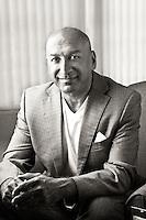 Al Hasham, owner of Max Furniture in Victoria, BC