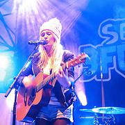 Miss Montreal bij 3FM Serious Request 2012