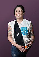 Margaret Cho and Lucia