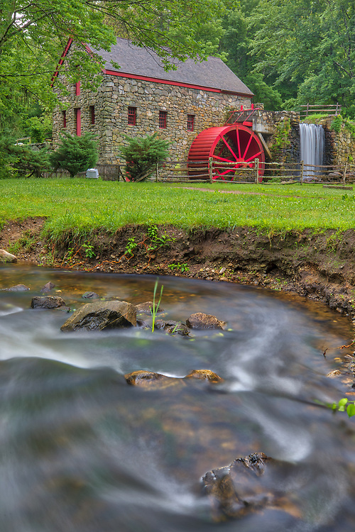 The Old Grist Mill Museum in Sudbury Massachusetts photographed on a beautiful summer day. Wayside Inn Grist Mill Massachusetts photography pictures are available as museum quality photo, canvas, acrylic, wood or metal prints. Wall art prints may be framed and matted to the individual liking and interior design decoration needs:<br /> <br /> https://juergen-roth.pixels.com/featured/old-grist-mill-museum-juergen-roth.html<br /> <br /> Good light and happy photo making!<br /> <br /> My best,<br /> <br /> Juergen<br /> Licensing: http://www.rothgalleries.com<br /> Instagram: https://www.instagram.com/rothgalleries<br /> Twitter: https://twitter.com/naturefineart<br /> Facebook: https://www.facebook.com/naturefineart