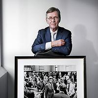 Nederland, Amsterdam , 13 november 2014.<br /> Han Vermeulen, vermogensbeheerder bij Aberfeld Asset Manangement B.V.<br /> Foto:Jean-Pierre Jans