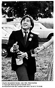 Charles Bromfield. henley. July 1981. Film 8165f28.<br />© Copyright Photograph by Dafydd Jones<br />66 Stockwell Park Rd. London SW9 0DA<br />Tel 0171 733 0108