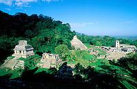 Mexique, Chiapas, Palenque
