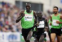Friidrett , 9. juni 2011 , Diamond League , Bislett Games<br /> <br /> 3000 m hinder<br /> Haron Lagat