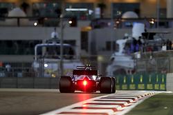 November 24, 2017 - Abu Dhabi, United Arab Emirates - Motorsports: FIA Formula One World Championship 2017, Grand Prix of Abu Dhabi, .#94 Pascal Wehrlein (GER, Sauber F1 Team) (Credit Image: © Hoch Zwei via ZUMA Wire)