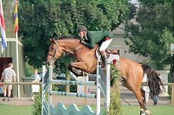 Loncin Philip-.Maddock<br />KWPN Paardendagen 2001<br />Photo © Dirk Caremans