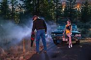 USA, Oregon, Bend, American Dreamscapes, Rick Steber,