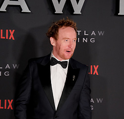 Outlaw King Premiere, Edinburgh, Friday 19th October 2018<br /> <br /> Outlaw King is a Netflix film and follows 14th century Scottish king Robert the Bruce prior to his coronation and through to his rebellion against the English, who at the time were occupying Scotland.<br /> <br /> Stars, crew and guests appear on the red carpet for the Scottish premiere.<br /> <br /> Pictured: Tony Curran<br /> <br /> Alex Todd | Edinburgh Elite media