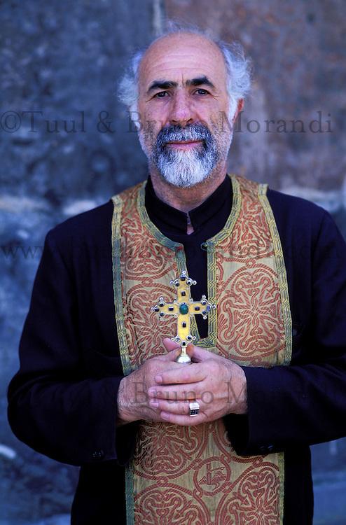 Arménie, Etchmiadzin, Eglise Sainte Gayaneh // Armenia, Etchmiadzin, Sainte Gayaneh church