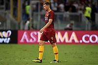 Edin Dzeko Roma dejection delusione <br /> Roma 27-08-2018 Stadio Olimpico Football Calcio Serie A 2018/2019 AS Roma - Atalanta  Foto Andrea Staccioli / Insidefoto