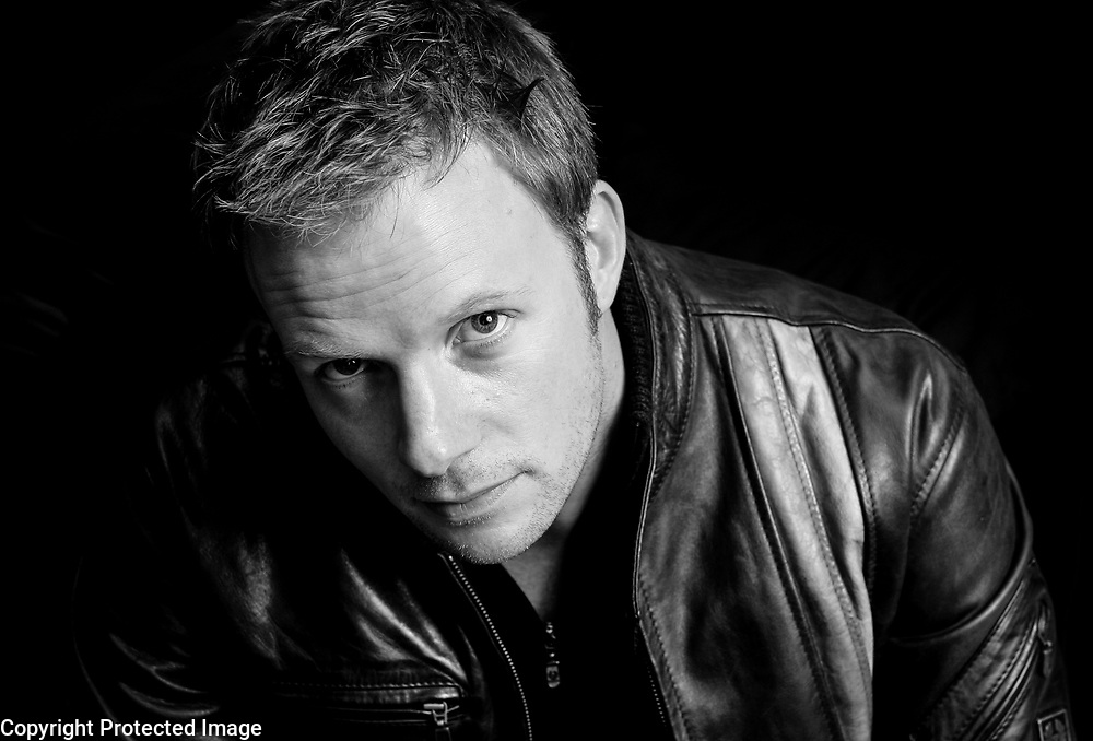 Pic By Paul Grover in the May Fair Hotel in London Pic Shows actor Rupert Penry-Jones Pic Paul Grover