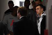 Alessandro Cappelletti<br /> Umana Reyer Venezia - Segafredo Virtus Bologna<br /> Legabasket Serie A 2018/2019<br /> Venezia, 04/11/2018<br /> Foto M.Ceretti / Ciamillo-Castoria