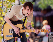 Dave Molnar, Volcano Fortress, at Open Air in Market Square music photography by Mara Robinson