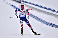Skiskyting<br /> IBU World Championship<br /> VM 2016 Oslo<br /> Mix-stafett<br /> Foto: Gepa/Digitalsport<br /> NORWAY ONLY<br /> <br /> OSLO,NORWAY,03.MAR.16 - BIATHLON - IBU World Championships, relay 2x6km ladies and 2x7.5km men, mixed team. Image shows Tarjei Bø (NOR).