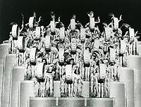 1944 Earl Carroll Theater Showgirls