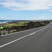 Cycling on Lanzarote