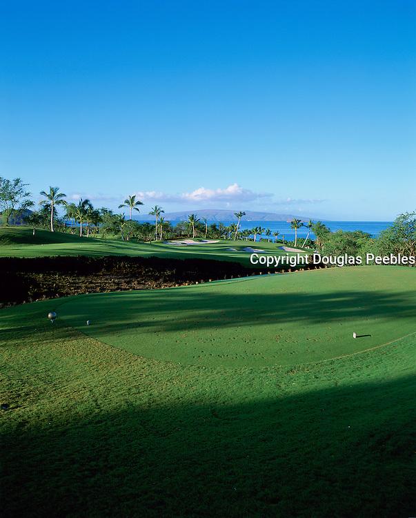 #8 Orange Course, Wailea Resort, Maui, Hawaii, USA<br />