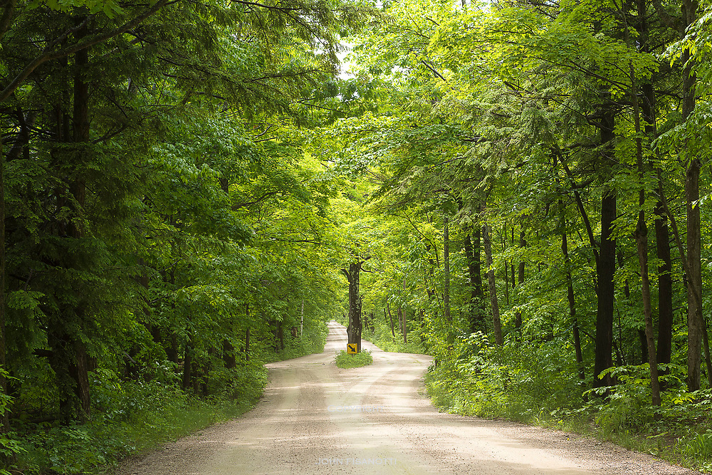 Bluff County Park, Door County, Wisconsin