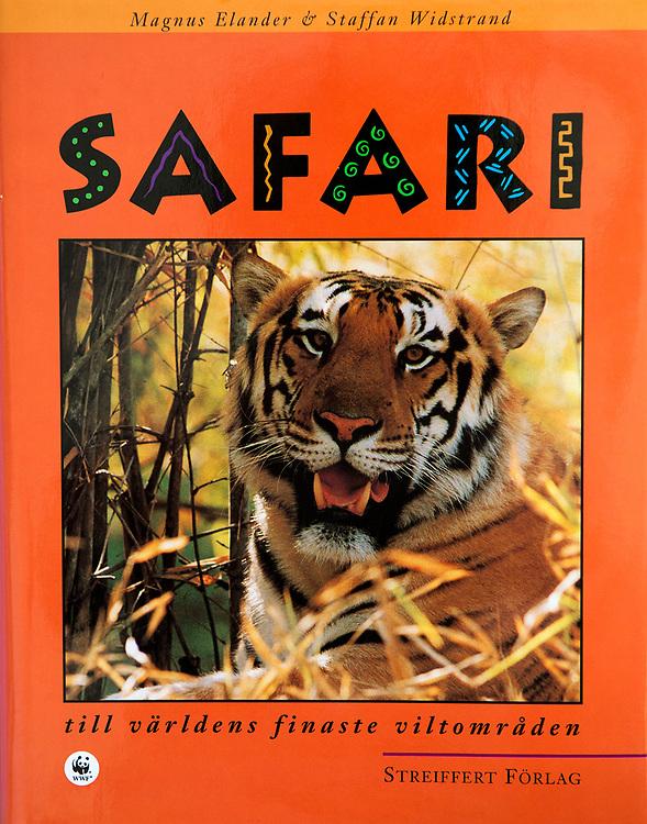 Safari, Swedish, Streiffert Förlag 1993