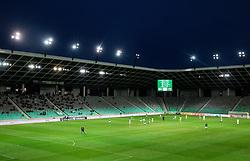 General view of a stadium during football match between NK Olimpija and NK CB24 Tabor Sezana in 35th Round of Prva liga Telekom Slovenije 2020/21, on May 19, 2021 in SRC Stozice, Ljubljana, Slovenia. Photo by Vid Ponikvar / Sportida