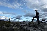 Piksteinhøa i Trollheimen