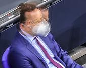 Bundestag Debate over Coronavirus Vaccination