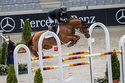 Lamaze Eric, CAN, Chacco Kid<br /> Aachen International Jumping<br /> Aachen 2020<br /> © Hippo Foto - Dirk Caremans<br /> 06/09/2020