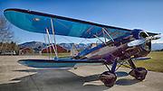 Waco YPF-6 at WAAAM,