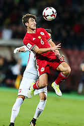 October 5, 2017 - Yerevan, Armenia - Gor Malakyan (ARM) , during the FIFA World Cup 2018 qualification football match between Armenia and Poland in Yerevan on October 5, 2017. (Credit Image: © Foto Olimpik/NurPhoto via ZUMA Press)