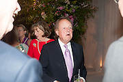 IAN BOND, The Cartier Chelsea Flower show dinner. Hurlingham club, London. 20 May 2013.