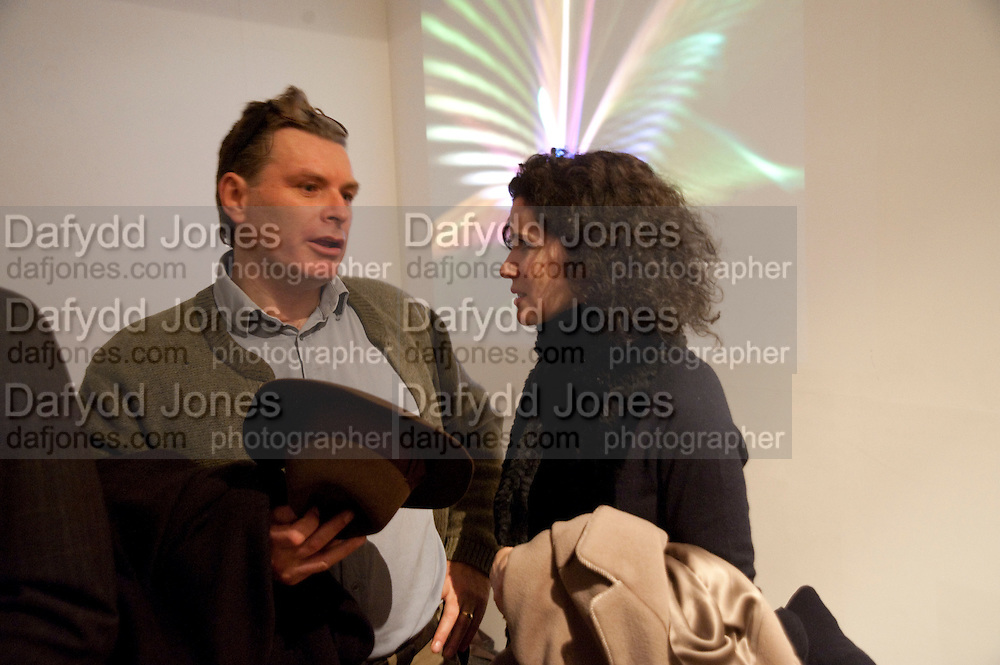 DUNCAN WARD; MOLLIE DENT-BROCKLEHURST, The  launch of Johnnie Shand Kydd's book Siren City. ( Photographs of Naples) Claire<br /> de Rouen books published  by Other Criteria. Charing Cross Rd. London. 30 November 2009