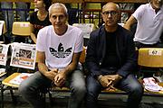 DESCRIZIONE : Reggio Emilia Lega A 2014-15 Grissin Bon Reggio Emilia - Banco di Sardegna Sassari playoff Finale gara 1 <br /> GIOCATORE : Carlo Della Valle<br /> CATEGORIA : pregame before<br /> SQUADRA : <br /> EVENTO : LegaBasket Serie A Beko 2014/2015<br /> GARA : Grissin Bon Reggio Emilia - Banco di Sardegna Sassari playoff Finale gara 1<br /> DATA : 14/06/2015 <br /> SPORT : Pallacanestro <br /> AUTORE : Agenzia Ciamillo-Castoria /M.Marchi<br /> Galleria : Lega Basket A 2014-2015 <br /> Fotonotizia : Reggio Emilia Lega A 2014-15 Grissin Bon Reggio Emilia - Banco di Sardegna Sassari playoff Finale gara 1<br /> Predefinita :