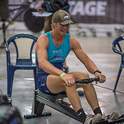 Tom Mackintosh 5000m Heavyweight 5K race 10:30am<br /> <br /> <br /> www.rowingcelebration.com Competing on Concept 2 ergometers at the 2018 NZ Indoor Rowing Championships. Avanti Drome, Cambridge,  Saturday 24 November 2018 © Copyright photo Steve McArthur / @RowingCelebration