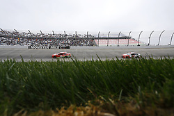 May 6, 2018 - Dover, Delaware, United States of America - Matt DiBenedetto (32) brings his car through the turns during the AAA 400 Drive for Autism at Dover International Speedway in Dover, Delaware. (Credit Image: © Chris Owens Asp Inc/ASP via ZUMA Wire)