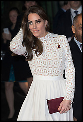 November 3, 2016 - London, United Kingdom - Image licensed to i-Images Picture Agency. 03/11/2016. London, United Kingdom. The Duchess of Cambridge arriving at  A Street Cat Named Bob premiere in London. Picture by Stephen Lock / i-Images (Credit Image: © Stephen Lock/i-Images via ZUMA Wire)