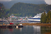 Cruise ship, Ketchikan, Alaska