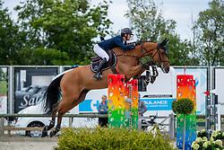 Thomas Gilles, BEL, Konak<br /> Belgisch kampioenschap Young Riders - Azelhof - Lier 2019<br /> © Hippo Foto - Dirk Caremans<br /> 30/05/2019